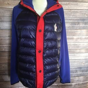 NWT Authentic Moncler Grenoble men's jacket L